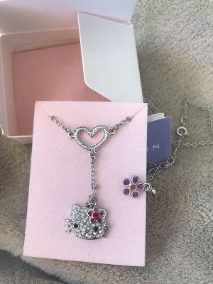 """Süße """"Hello Kitty""""- Kette * Y-Form * von Avon * Neu in Originalverpackung"""