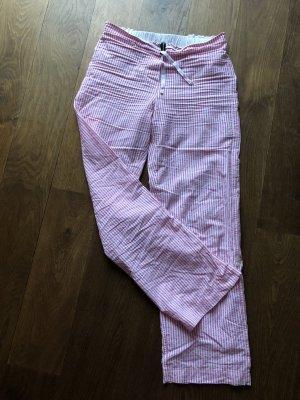 Emporio Armani Completo sportivo bianco-rosa