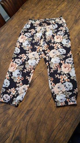 Volcom Jersey Pants multicolored viscose
