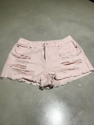 Süße Hotpants - High Waist Short Rose