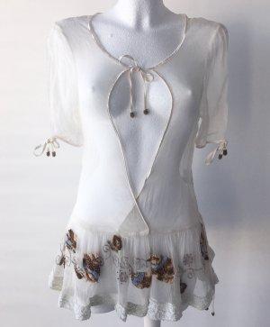Süße Ibiza Hippie Tunika / Kleidchen