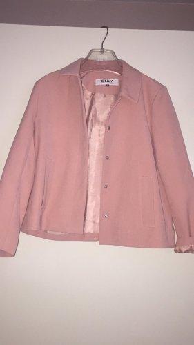 Süße Jacke rosa Frühlingsjacke