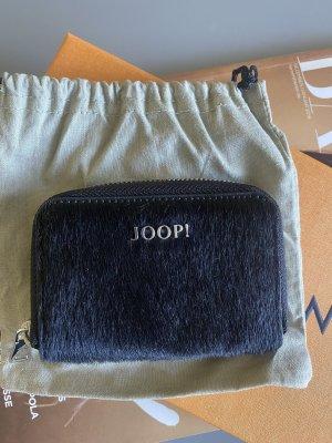 Joop! Wallet black-silver-colored