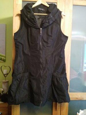 Franstyle Lange blouse zwart