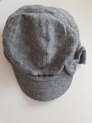 Deichmann Cappello con visiera argento-grigio