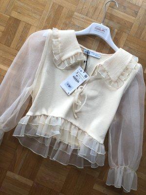 Süße neue Bluse von Zara