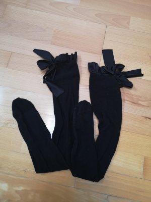 Calzedonia Gebreide handschoenen zwart