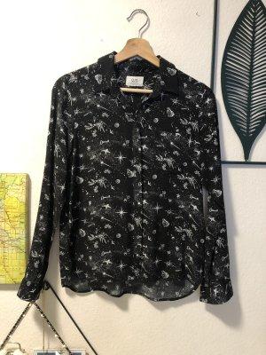 Süße Q/S Bluse mit Print