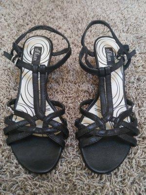 Süße Riemchen-Sandaletten