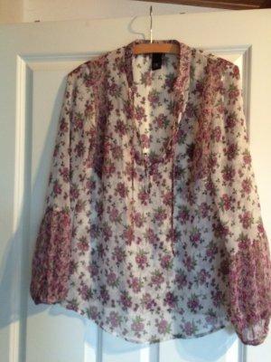 b.c. best connections Slip-over blouse veelkleurig