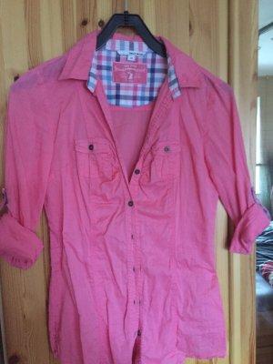 Süße rosa Bluse von Tally Weijl