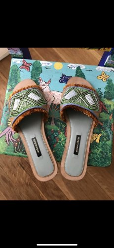 Beach Sandals multicolored