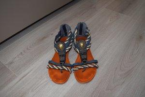 süße Sandalen, Riemchensandalen, Gr. 38