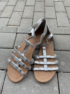 H&M Outdoor sandalen zilver