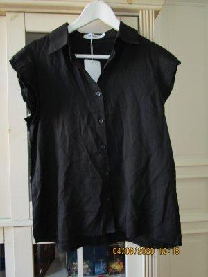 Jubylee Colletto camicia nero Viscosa