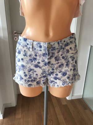 H&M Divided Hot Pants multicolored cotton