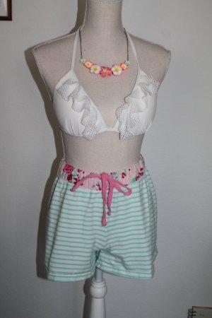 süße Shorts * Streifen * Gr. 40/42 * einmal getragen *