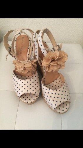 Süße Sommer Schuhe Keilabsatz