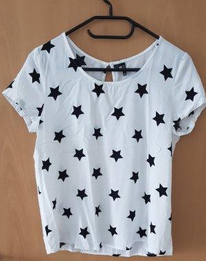 süße Sternen Bluse