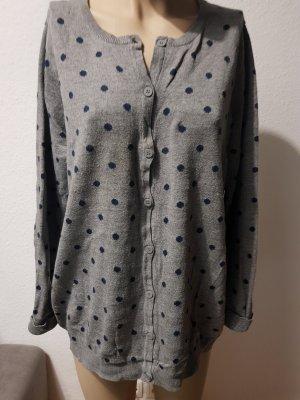 bpc bonprix collection Cardigan light grey-blue