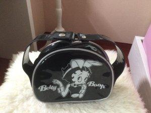 Betty Boop Mini sac noir-blanc