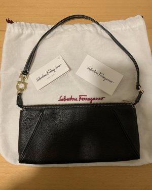 Salvatore ferragamo Pochette black leather
