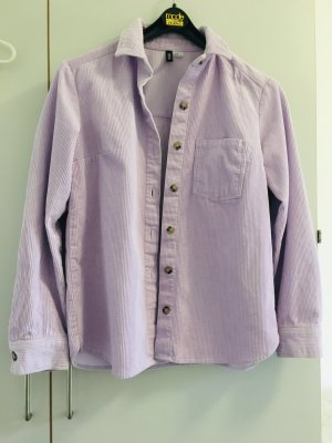 H&M Flannel Shirt mauve