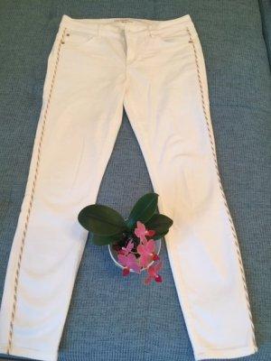 Süße weiße Jeans 38 NEU