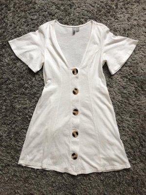 Süße weiße Kleid neu