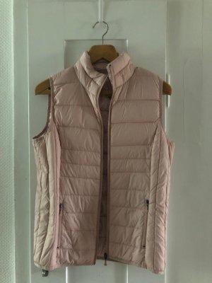 Manguun Down Vest dusky pink-light pink