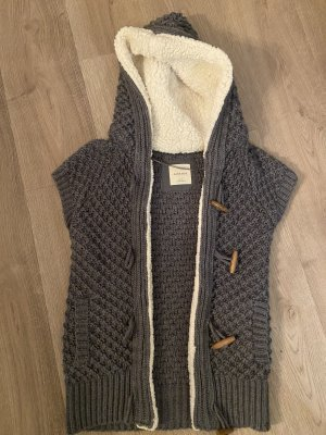 Zara Hooded Vest multicolored