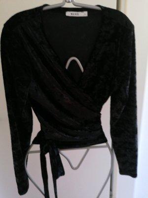 Nakd Wraparound Jacket black