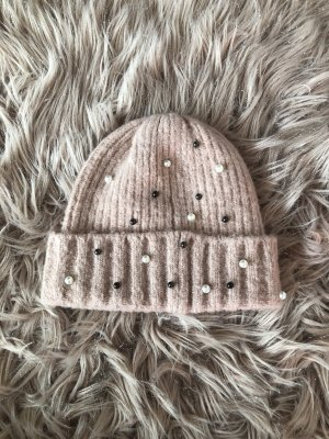 Promod Knitted Hat multicolored