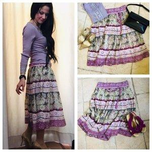 Hucke Maxi Skirt multicolored