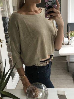 Süßer cropped Pullover