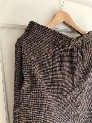 Esprit Falda de lana multicolor