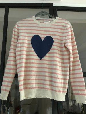 Chinti and parker Maglione lavorato a maglia multicolore