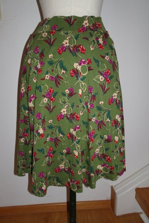 King louie Flared Skirt multicolored viscose