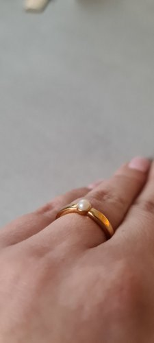 Skagen Gold Ring gold-colored