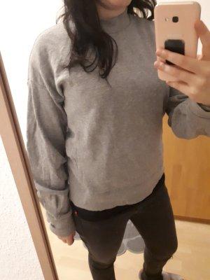 Vero Moda Oversized Sweater light grey