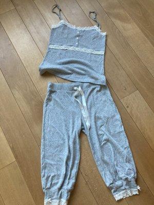 Esprit Pyjama light grey