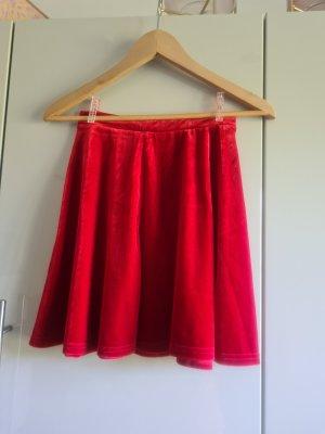 H&M Cirkelrok rood