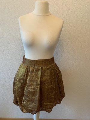 Unikat Tulip Skirt gold-colored-bronze-colored