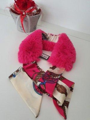 Cravatta casual rosa