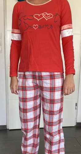 Robe de nuit rouge