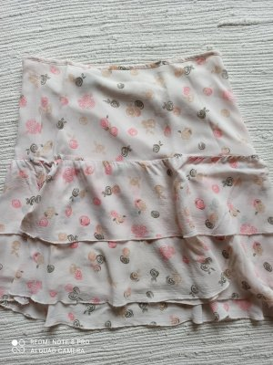 Hennes Collection by H&M Broomstick Skirt multicolored