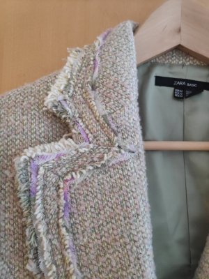 süßer tweed Blazer Zara basic