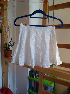 Tally Weijl Lace Skirt white