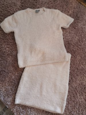 Asos Twin Set punto blanco puro