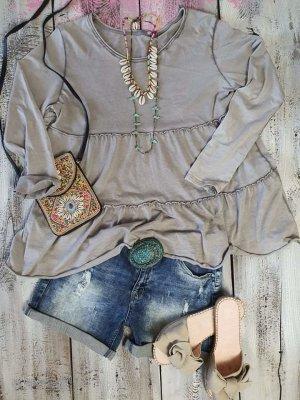 süsses Babydoll Shirt Tunika aus Ibiza
